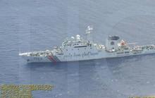 Tàu Trung Quốc tăng bất thường gần Scarborough