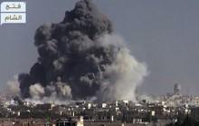 IS bắn hạ trực thăng tấn công Nga ở Syria