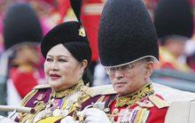 Hoàng hậu Thái Lan nhập viện