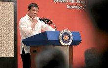 Tổng thống Philippines ngất xỉu?