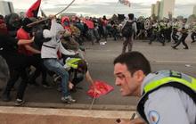 """Brazil thắt lưng buộc bụng"""" 20 năm, dân bạo động"""