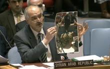 Đại sứ Syria trưng ảnh giả tại Liên Hiệp Quốc
