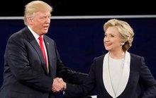 Kết quả cuối cùng: Bà Clinton thắng khủng phiếu phổ thông