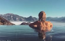 Khách sạn có bể bơi mệnh danh 'Nấc thang lên thiên đường