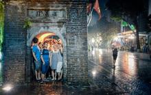 Hà Nội đã có những ngày thu mưa