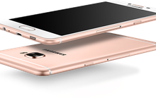 Samsung Galaxy C5, C7 siêu mỏng, RAM 4 GB