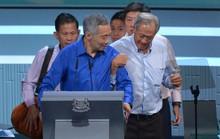 Nỗi sợ của dân Singapore khi ông Lý Hiển Long ngất xỉu