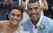 Tevez nhận tin dữ sau tiệc cưới linh đình