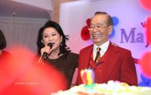 Danh hài Văn Chung vẫn sung trong lễ mừng thọ 89 tuổi
