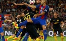Barcelona và Real cùng hòa, ngôi đầu La Liga không đổi