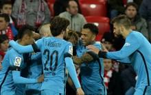 Neymar giúp Barcelona lấn lướt Bilbao