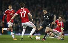 Man United dừng bước trước Liverpool