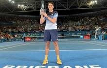 Đánh bại Federer, Raonic vô địch giải ATP Brisbane