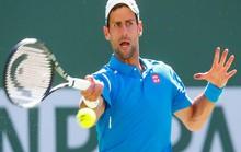 Nadal trắng tay trước Djokovic, lỡ kỳ tích ở Indian Wells