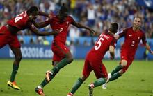 Xem bàn thắng vàng Eder đưa Bồ Đào Nha vô địch Euro