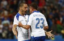 Xem hai tuyệt phẩm của Giaccherini và Pelle đánh bại tuyển Bỉ