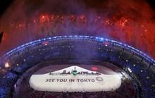 Màn pháo hoa tạm biệt Olympic Rio 2016