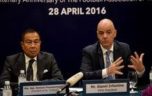 Thái Lan đề nghị được đăng cai World Cup