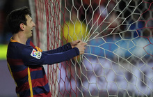 """Messi cần """"làm nóng"""" bao lâu để ghi bàn?"""