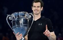 Thắng sốc Djokovic, Murray lần đầu vô địch ATP Finals