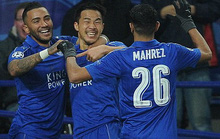 Leicester đi tiếp, Tottenham hết mơ Champions League