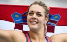 Bà nghị sĩ Croatia làm tan chảy Olympic Rio