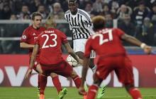 Juventus ngược dòng, cầm hòa Bayern Munich