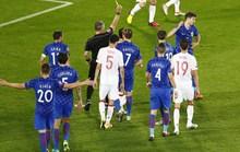 Khi đội Ý run rẩy trước Tây Ban Nha