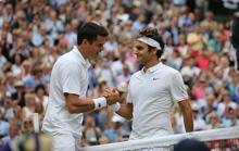 Raonic ngược dòng hạ Federer, lần đầu vào chung kết Wimbledon