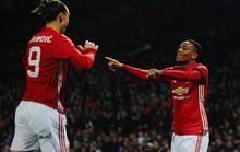 Arsenal thua sốc, Man United vào bán kết Cúp Liên đoàn