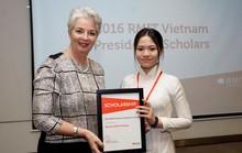 RMIT Việt Nam trao tặng 27,5 tỉ đồng học bổng