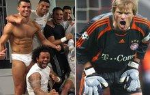 Oliver Kahn mỉa mai thói nghiện khoe thân của Ronaldo