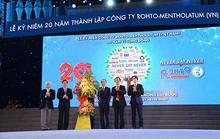 Rohto-Mentholatum Việt Nam kỷ niệm 20 năm thành lập
