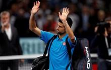 Djokovic thảm bại ở Paris, Murray thẳng tiến ngôi số 1 thế giới