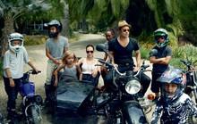 Brad Pitt né công chiếu phim vì hoàn cảnh gia đình