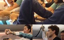 Richard Marx khống chế kẻ gây rối trên chuyến bay VN đến Hàn