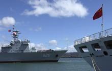 Trung Quốc tập trận gần Nhật Bản