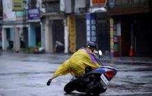 Đài Loan hứng cơn bão thứ ba trong 2 tuần