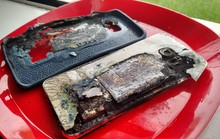 Samsung Galaxy S6 Edge Plus bất ngờ bốc cháy