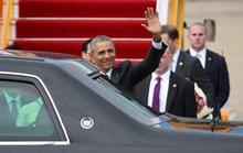 Clip các hoạt động tại TP HCM của ông Obama