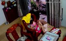 Đã bắt được tên cướp xông vào nhà giật iPad của bé gái