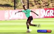 Xem Ronaldo ghi bàn kiểu rabona