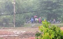 Tránh mưa, một nông dân bị sét đánh chết