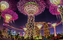 Cùng MC Anh Tuấn khám phá Singapore