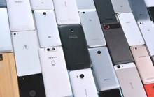 Smartphone Trung Quốc xâm chiếm thị trường toàn cầu