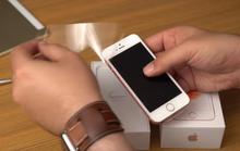 Đập hộp iPhone SE, bắt đầu cho đặt trước