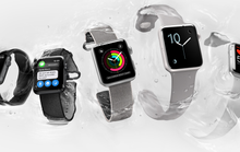 Apple Watch Series 2 lặn sâu đến 50 m