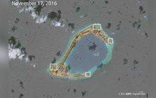 Trung Quốc đưa vũ khí lên 7 đảo nhân tạo ở biển Đông