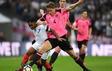 Tuyển Anh thắng dễ Scotland với 3 cú đánh đầu