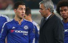 Hazard tiết lộ dòng tin nhắn gửi Mourinho